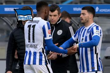 Hertha BSC: Neuer Versuch bei Nemanja Radonjic?