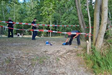 Bade-Drama bei Potsdam: Junge (†8) tot aus See geborgen