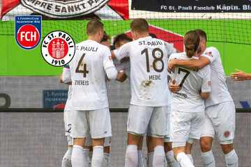 6-Tore-Festival: FC St. Pauli dreht binnen 89 Sekunden die Partie und gewinnt beim 1. FC Heidenheim!