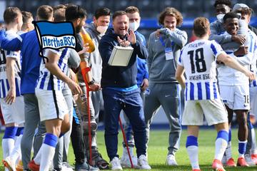 Hauptstadt-Duell wird zum Nord-Derby: Hertha jetzt der nördlichste Bundesliga-Klub