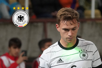 DFB-Star-Kimmich von Fans mit Laserpointer geblendet