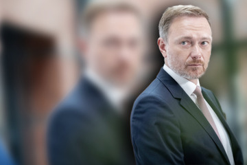 FDP-Chef Lindner mit Ansage klarer in Richtung der Grünen!