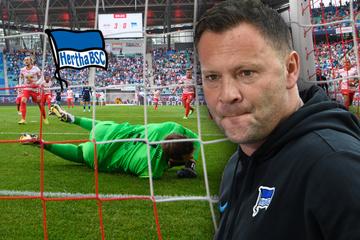 Nächstes Debakel für Dardai und sein Team! Und jetzt, Hertha?