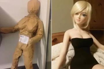 Mann bestellt betrunken Sexpuppe und bekommt Problem mit seiner Nachbarin