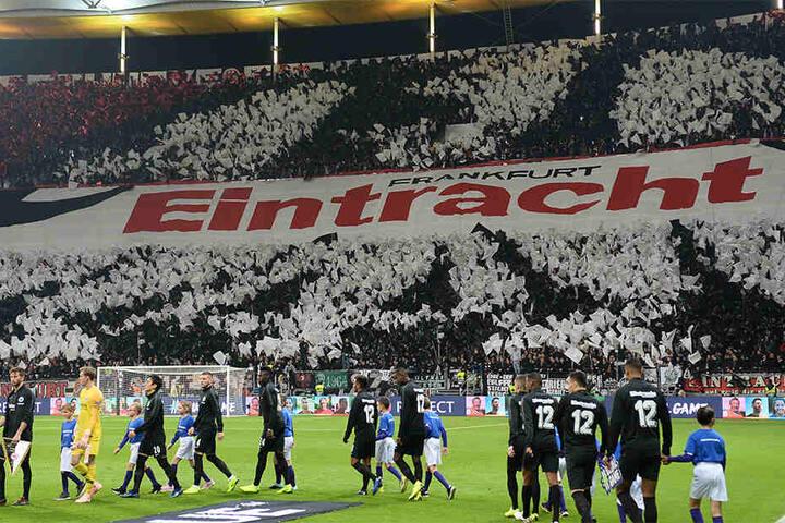 Ob die Adler in der kommenden Europa.League-Saison wieder weit fliegen?