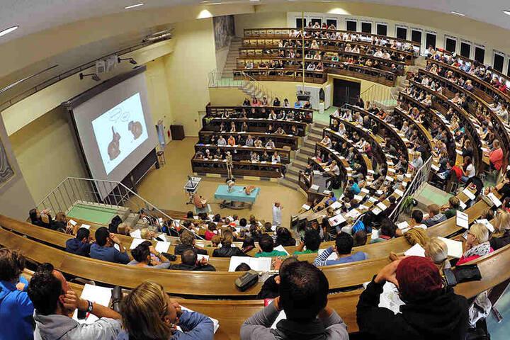 Die Teilnehmer des Schnupperstudiums dürfen an naturwissenschaftlichen Vorlesungen und Seminaren teilnehmen.