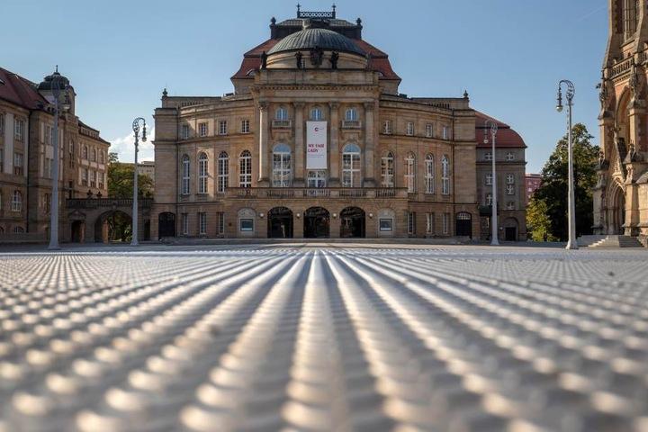 Die Preisverleihung findet im Chemntizer Opernhaus statt.