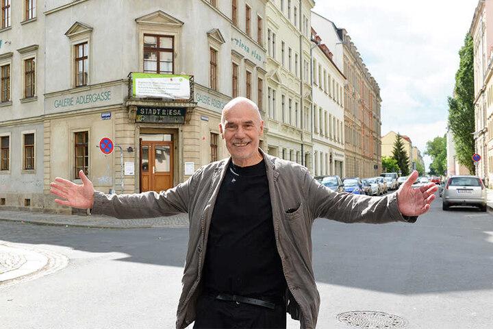 Architekt Peter Kulka (82)