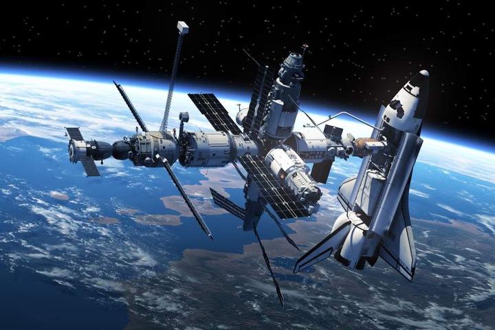 Der Weltraum - unendliche Weiten ...