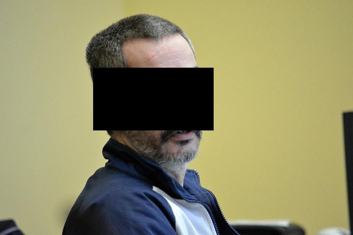 Daniel K. (42) soll ein zehnjähriges Mädchen auf einem Bauernhof bei Glauchau vergewaltigt haben.
