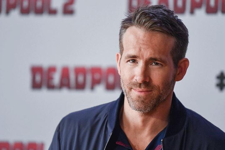 So gut sieht Ryan Reynolds (41) weder mit noch ohne Maske in Deadpool 2 aus...