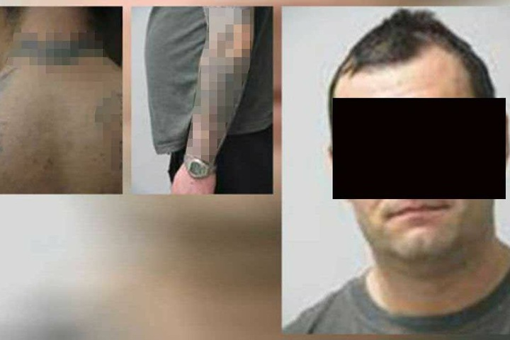 Mit diesen Fotos suchte die Polizei nach dem Mann.