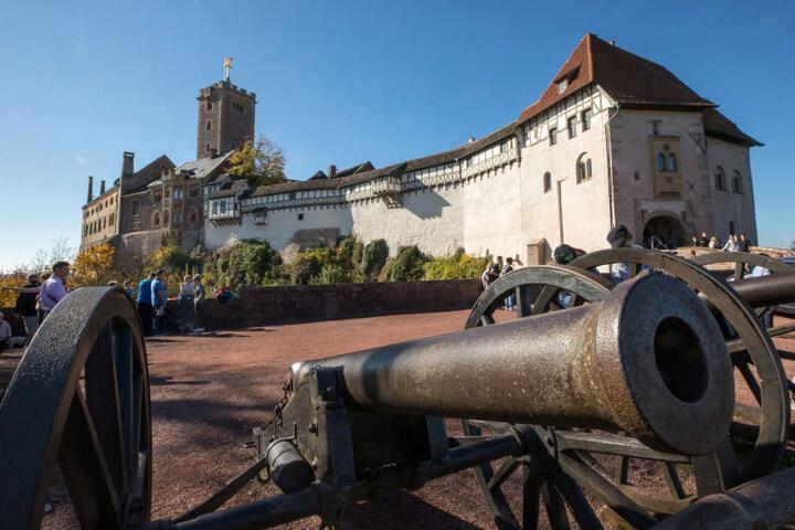 Im 500. Jubiläumsjahr der Reformation lädt die Wartburg in Eisenach ein letztes Mal zur Sonderausstellung ein.