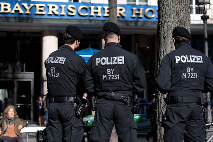Insgesamt werden rund 3900 Polizisten die Münchner Sicherheitskonferenz beschützen. (Archiv)