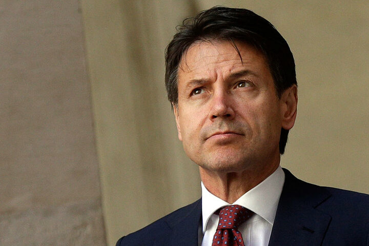 """Giuseppe Conte, Ministerpräsident von Italien, erklärte am Dienstag, dass die """"Lifeline"""" in Malta anlegen darf."""