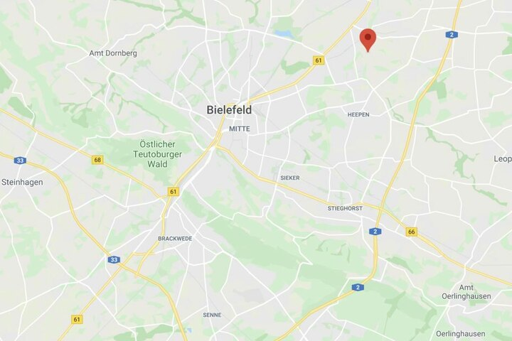 In Bielefeld ist am Mittwochmorgen die Leiche einer Frau gefunden worden.