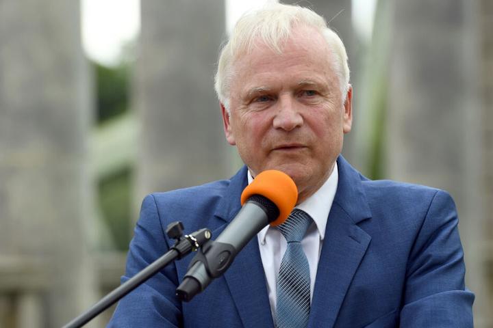 Dieter Dombrowski, der umweltpolitische Sprecher der CDU-Landtagsfraktion in Brandenburg. (Archivbild)