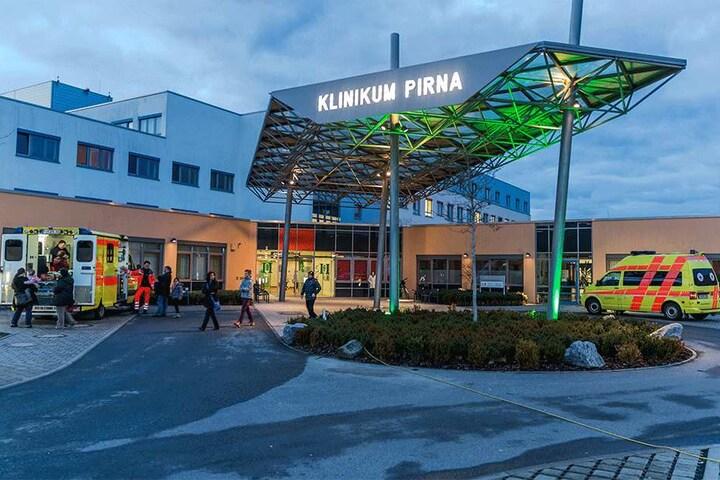 Im Helios Klinikum Pirna wurde Ingrid Stosch-Sarrasani erfolgreich an der Herzklappe operiert.