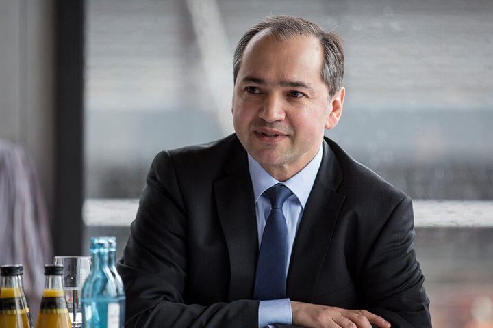 Der Wahlsieger von Görlitz heißt Octavian Ursu (51, CDU).