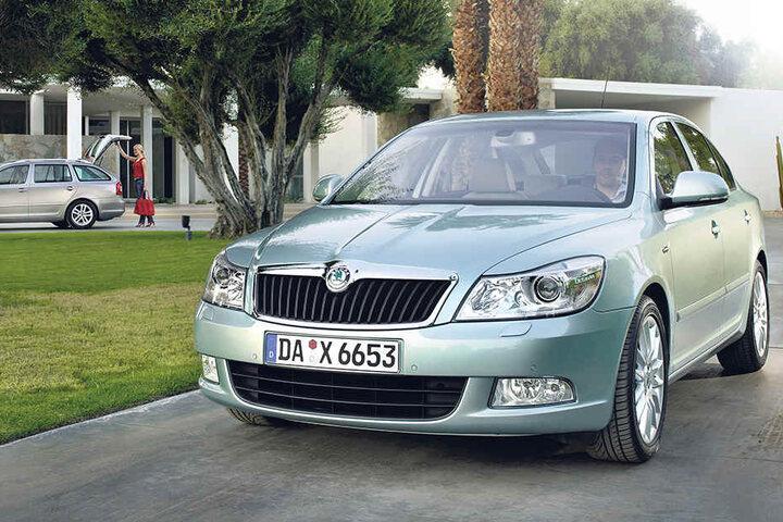 Ein Skoda-Autohaus aus dem Vogtland muss einer Familie einen neuen Octavia  geben und den alten Wagen zurücknehmen.