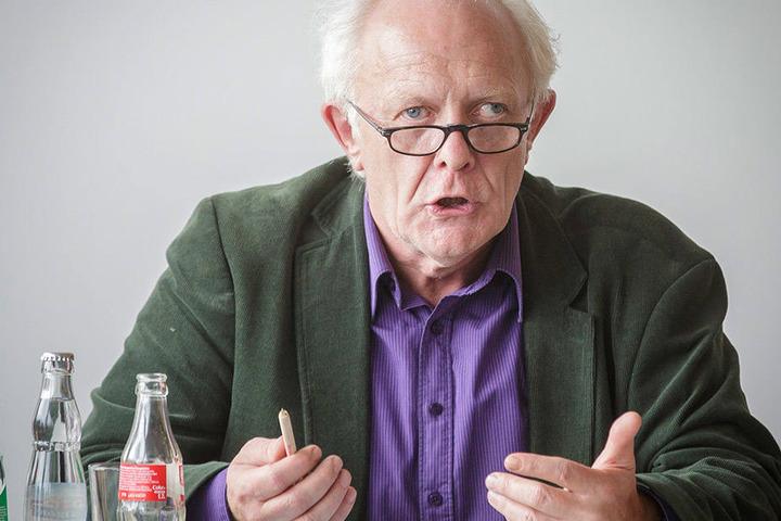 """Michael Schmelich (62, Grüne) """"Warum sollen wir uns mit 30 Prozent begnügen, wenn 100 Prozent möglich sind"""""""