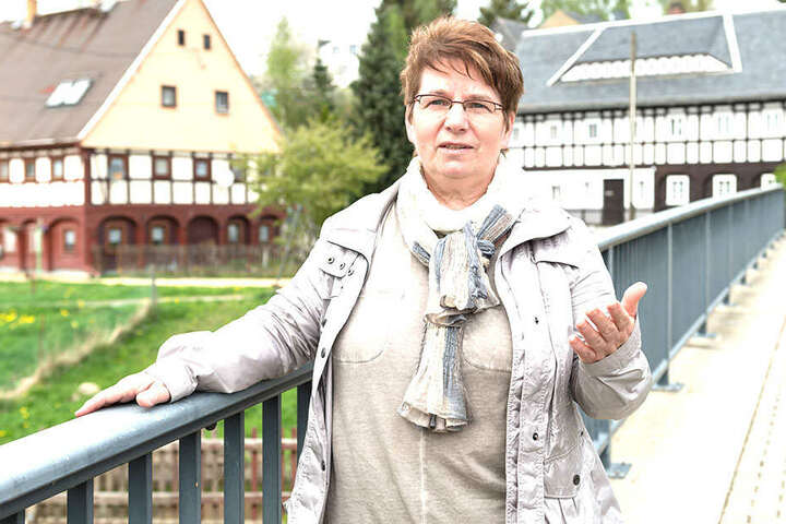 Seifhennersdorf hat sachsenweit den höchsten Frauenanteil im Gemeinderat. Auch im Rathaus hat eine Frau das Sagen: Karin Berndt (61, parteilos).
