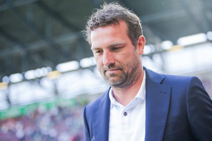 Nach dem 0:6-Debakel gegen Augsburg war für Ex-Trainer Markus Weinzierl beim VfB Schluss.