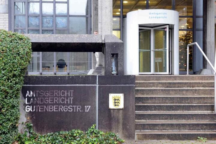 Der Prozess findet am Landgericht in Baden-Baden statt. (Archivbild)