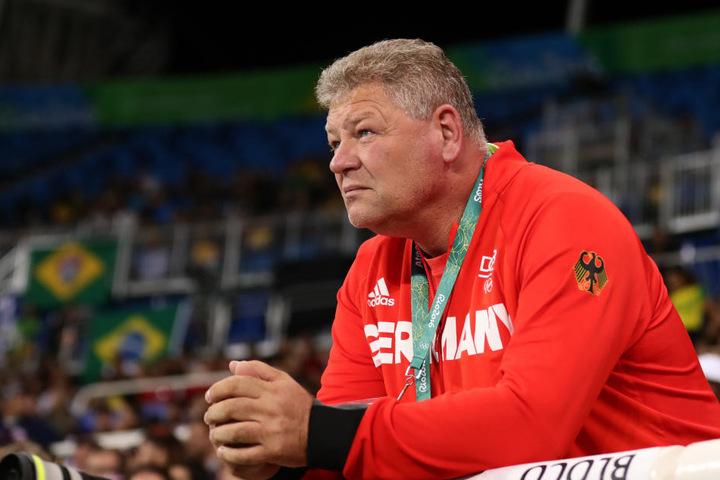 Auch Trainer Sven Lang hatte keine Erklärung für die Leistung seines Schützlings.