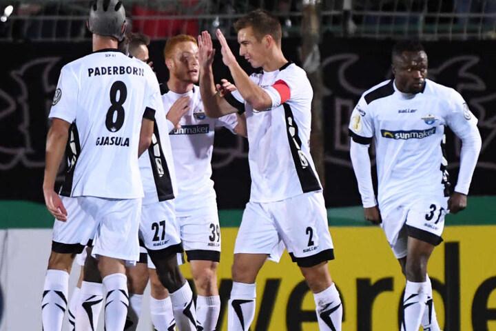 Auch die Paderborner Mannschaft hat eine Einladung zum Schauinsland Reisen Cup erhalten.