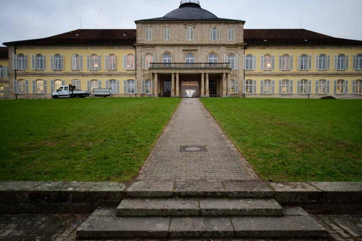 """Die Universität Hohenheim veranstaltet den """"Tag der Offenen Tür""""."""