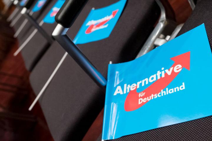 Bei der Kommunalwahl hatte die rechte AfD landesweit Stimmen und Sitze geholt. (Symbolbild)