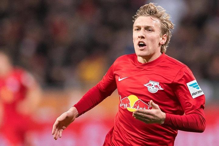 Emil Forsberg ist derzeit in überragender Form.