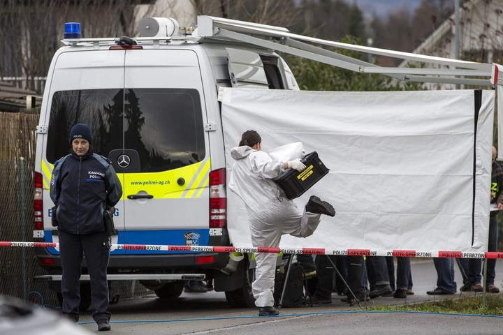 Kurz vor Weihnachten wurden 2015 vier Leichen mit durchgetrennten Kehle gefunden worden.