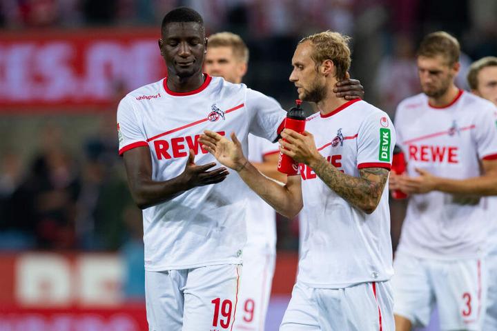 Serhou Guirassy wird wohl nicht mehr für den 1. FC Köln auflaufen.