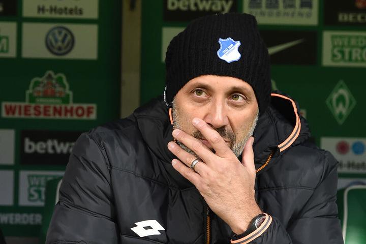 Pellegrino Matarazzo war in den vergangenen beiden Jahren Co-Trainer bei der TSG 1899 Hoffenheim.
