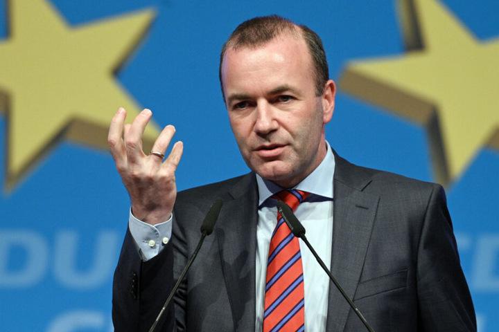 Manfred Webers Chancen auf das Amt des EU-Kommissionspräsidenten sind gesunken.