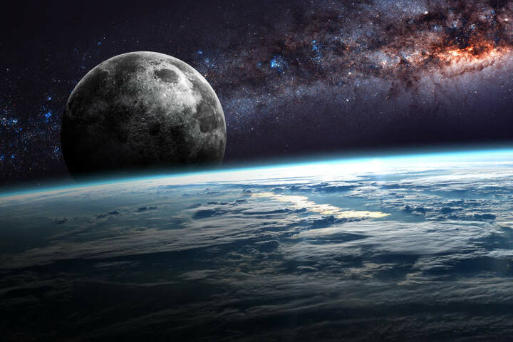 """Die """"Supererde"""" ist 226 Lichtjahre von uns entfernt."""