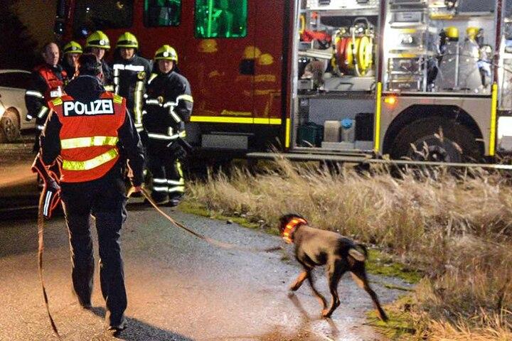 Die Polizei hat im Fall des Brandanschlags von Kremmen noch keine heiße Spur (Symbolbild).