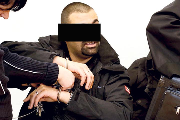 Sven S. (32) finanzierte mit der Beute seine Drogensucht.