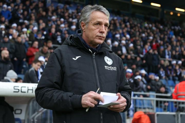 Gegen Hertha BSC möchte Neuhaus sein favorisiertes 4-3-3-System spielen lassen.