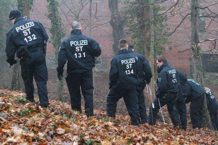Die Polizei suchte mehrmals nach der vermissten Frau. (Symbolbild)