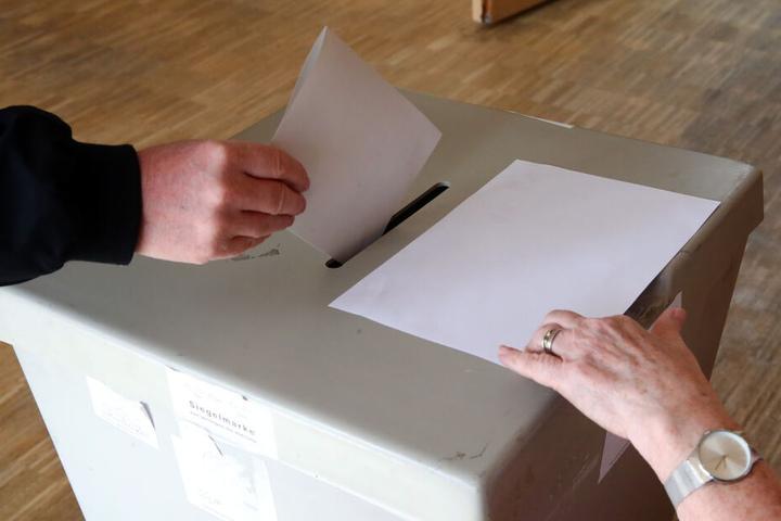 Am 26. Mai finden in Zwickau Kommunal- und Europawahlen statt. (Symbolbild)