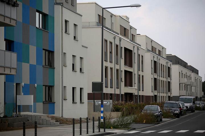 Neue Wohnungen in Köln.