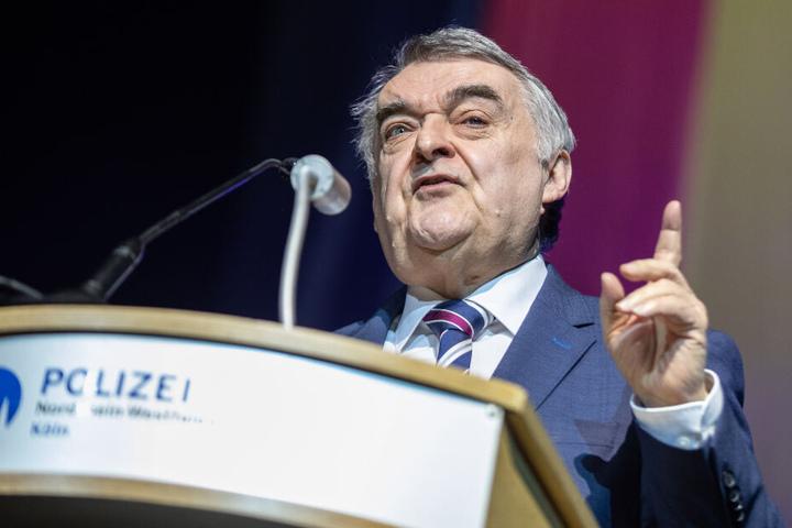 NRW-Innenminister Herbert Reul.