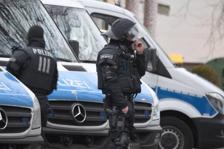 """Der Platz """"Am Stern"""" und die Jägerstraße gelten als Kriminalitätsschwerpunkt (Symbolfoto)."""