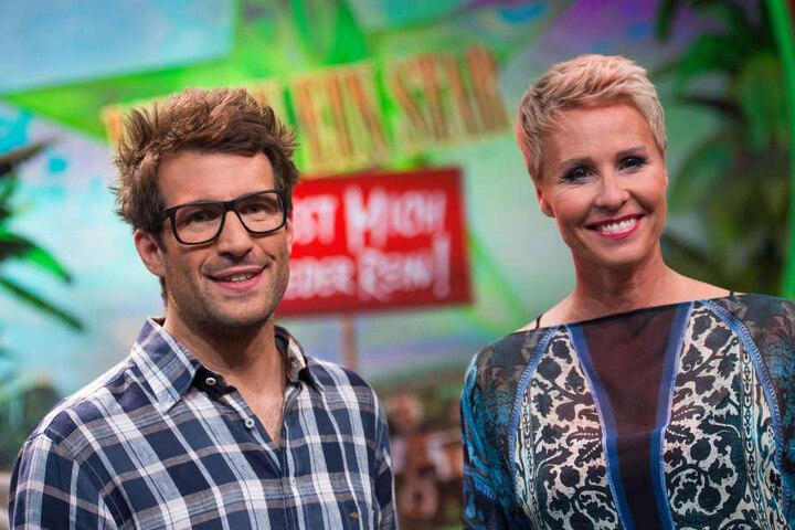 Die Dschungel-Moderatoren Daniel Hartwig und Sonja Zietlow.
