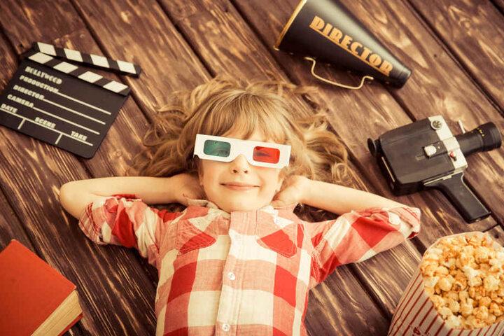 Hier sind Kinder die Akteuere! Bei den Stuttgarter Kinderfilmtagen (Symbolbild