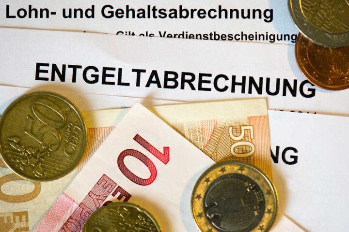 Die Bundesagentur für Arbeit hat untersucht, wie viel Lohn in den Bundesländern gezahlt wird (Symbolfoto).