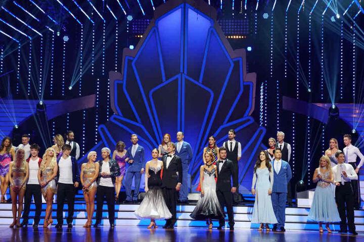 """Das sind die Tanzpaare der elften Staffel von """"Let's Dance""""."""